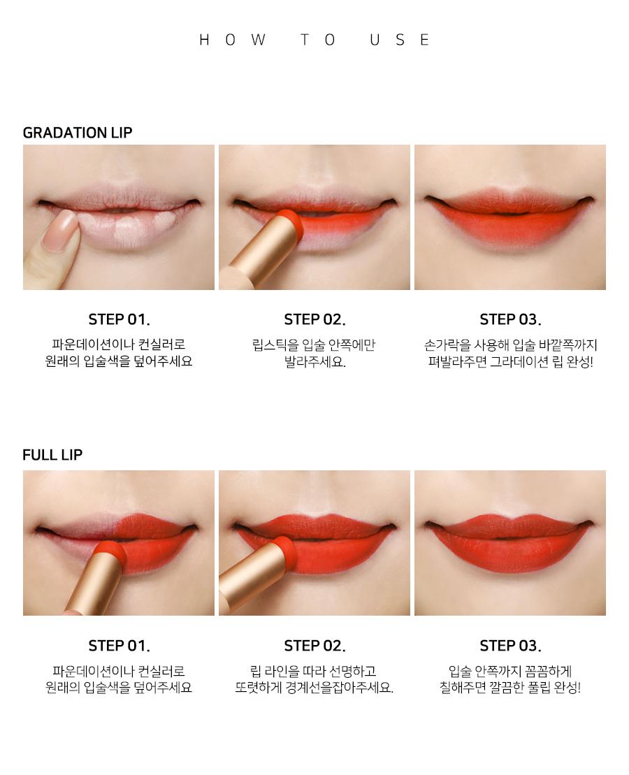 Pluming Mat Lipstick_Midium Orange