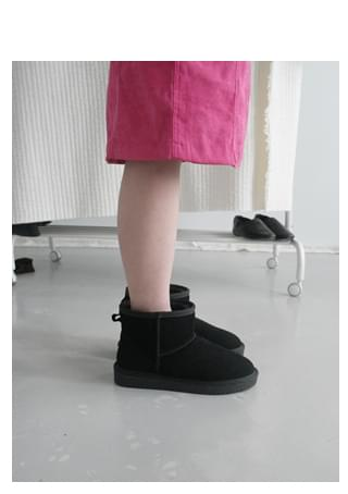 cozy leather ugg boots