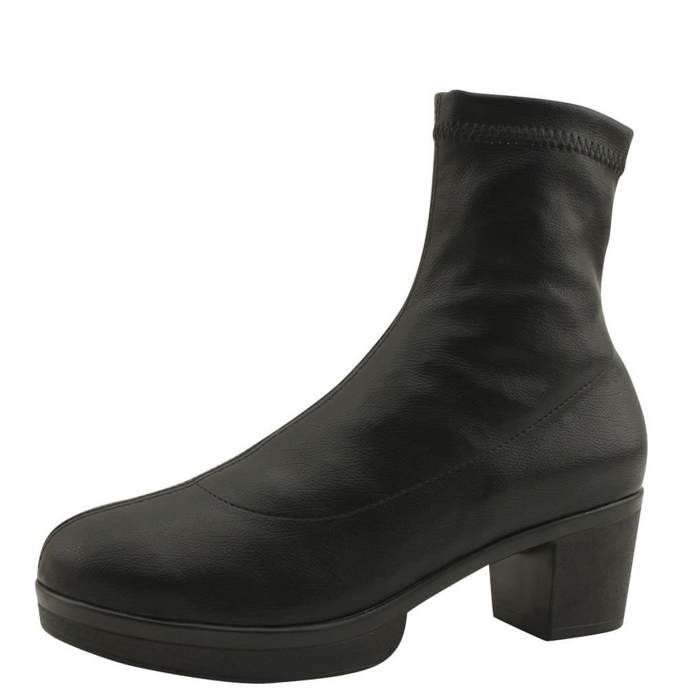 Heavier Heel Spandex Ankle Boots 6cm 靴子