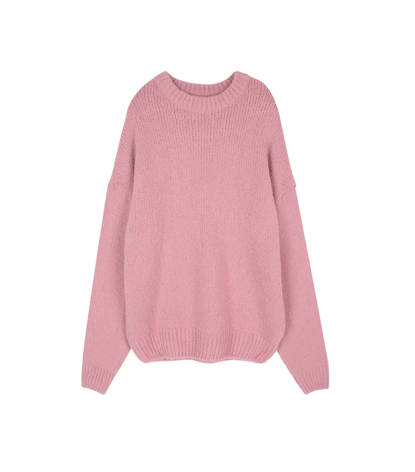 Sands Crew Neck Over Knit