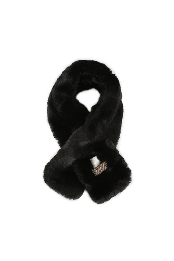 Henri fur scarf 配飾