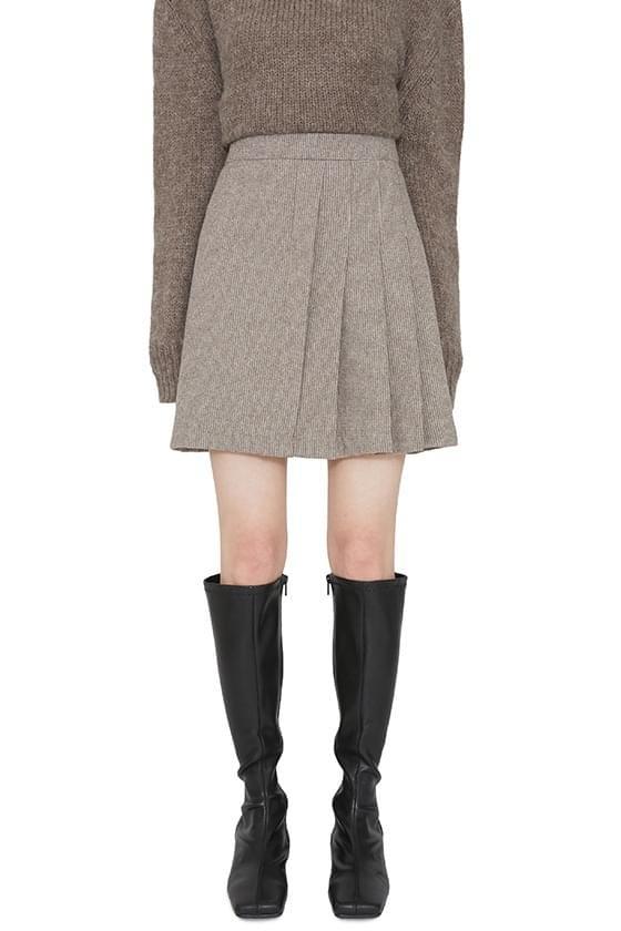 Vince Unfoot pleated mini skirt 裙子