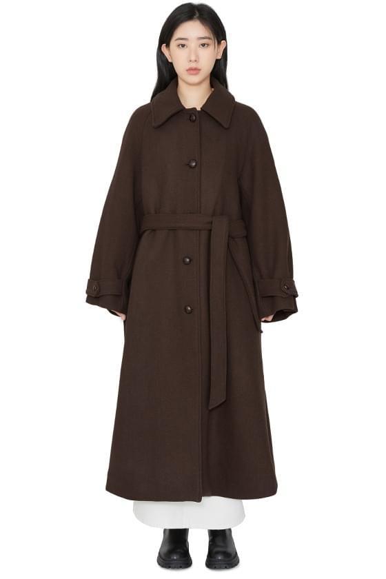 Nana over single long coat 大衣外套