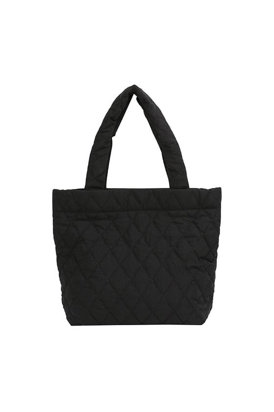 Perry quilted square tote bag 托特包
