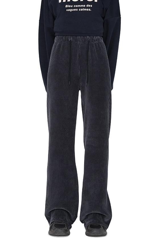 Earth corduroy track pants 長褲