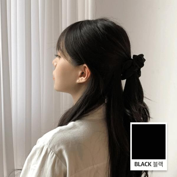 Collection of black giblets & pincers Golden mink pattern hair band
