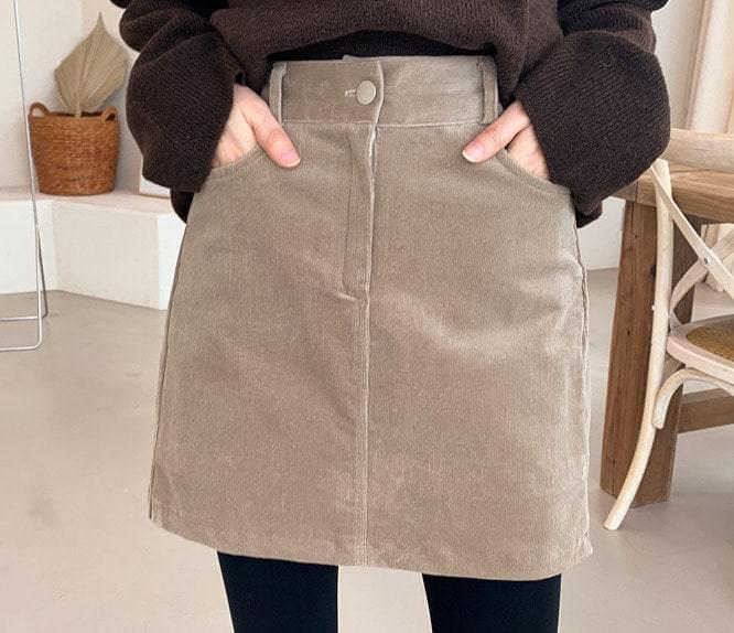 Puku Golden Skirt Shorts Lining :)