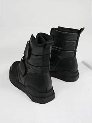 Jimer Velcro Padded Boots 3cm 靴子