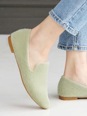 Legetti Angora Flat Shoes 1cm 平底鞋