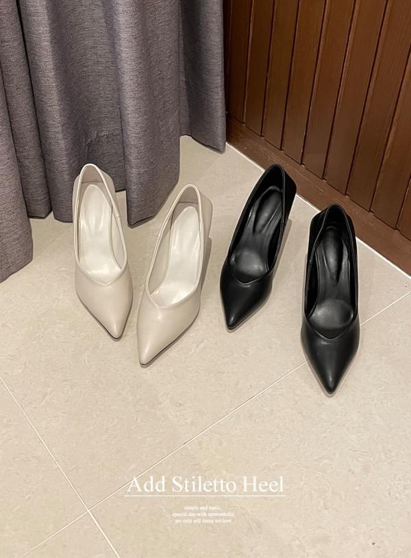 Ed stiletto shoes 跟鞋