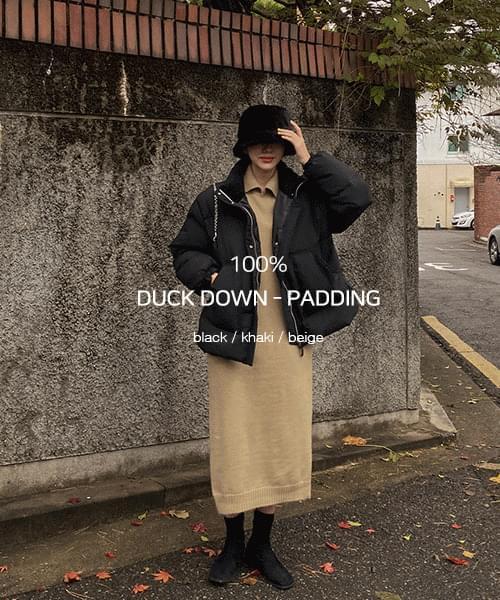 Monde Duck Down Padding-Down 100