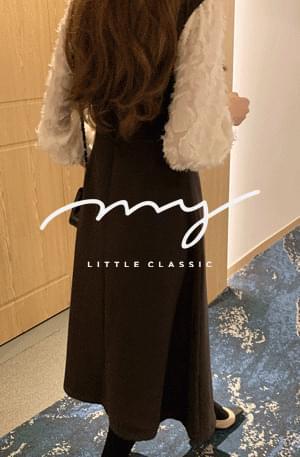 My-littleclassic/ Jenny Square Neck A-line Dress