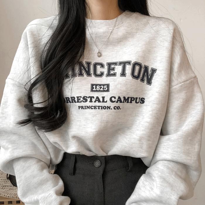 Woolen PRINCETON Sweatshirt