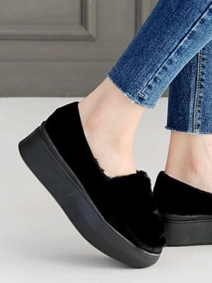 Diletz heel slip-on 5cm 球鞋/布鞋