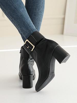 Season Ankle Boots 6cm 靴子