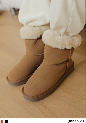 POMING WARM UGG BOOTS 靴子