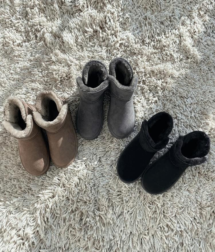 1404 fleece ugg boots 靴子