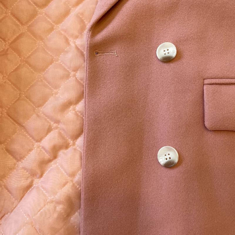 jk3258 Leeds Double Wool Jacket