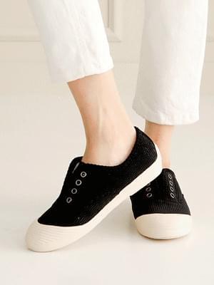 Meloa corduroy sneakers 2cm 球鞋/布鞋