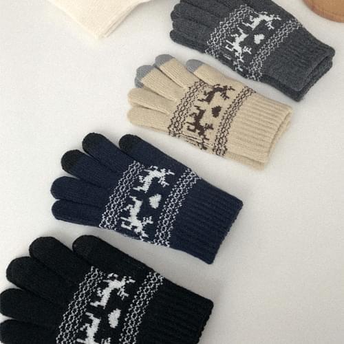 Deer gloves
