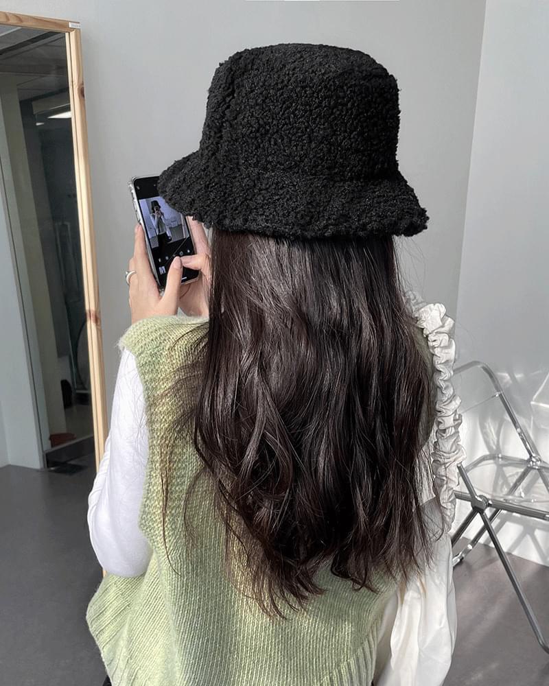 Miru wool bucket hat