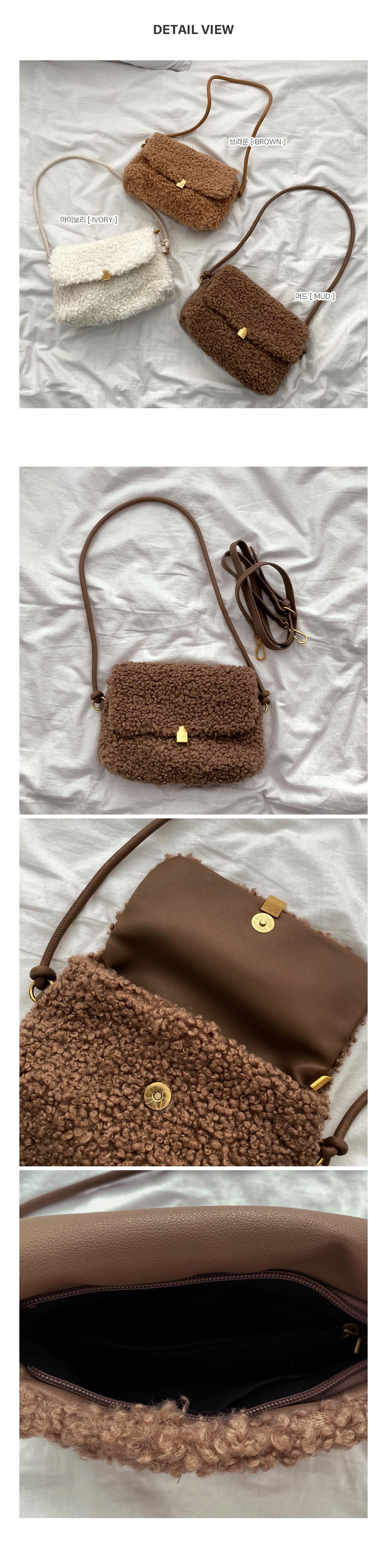 Poglyi Square Bag-3color