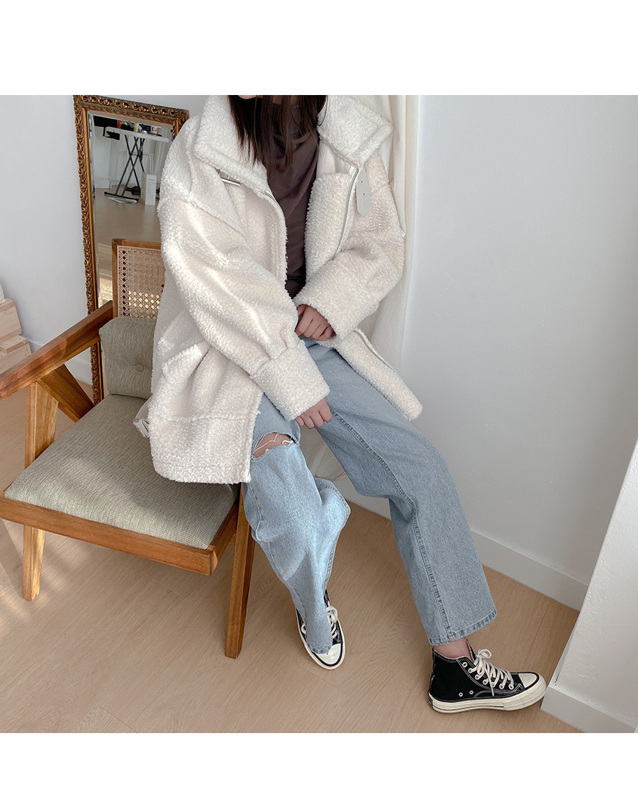 #Any place Snow Bear Dumble Shearling