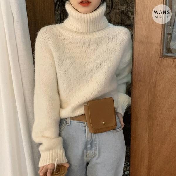 kn3052 Doing Turtleneck Sweater (Delayed delivery)