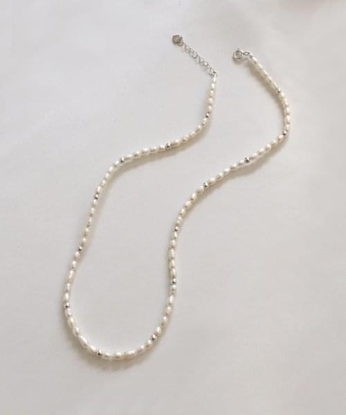 part ball necklace