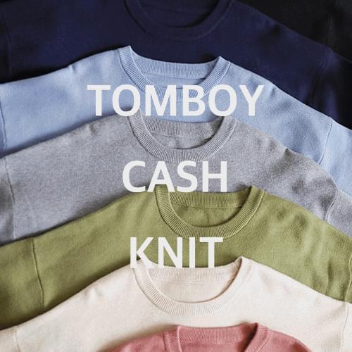 Tomboy Cash Knit