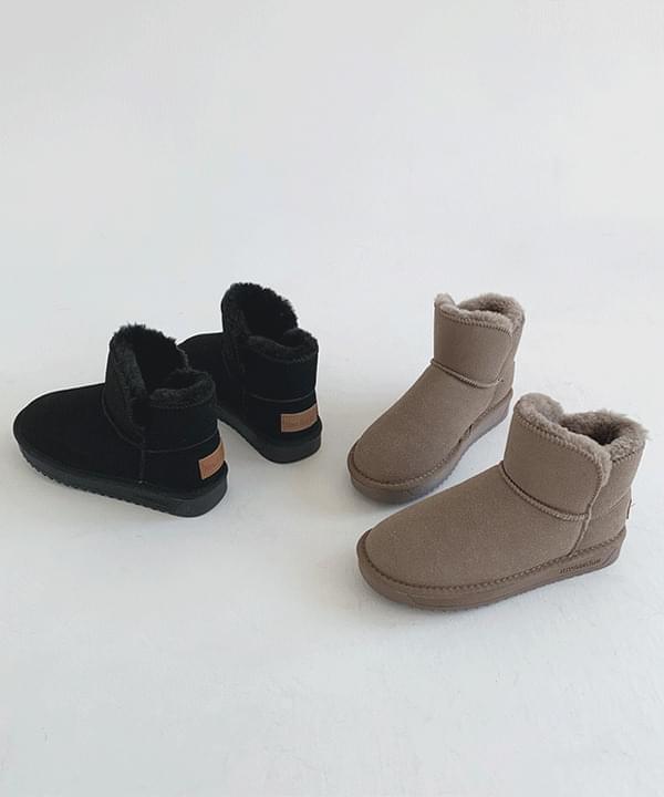 Warm winter ugg boots