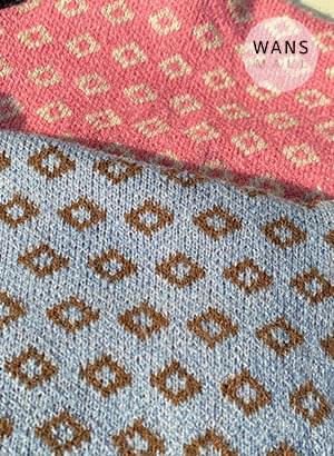 韓國空運 - kn3436 slosh vintage knit pattern 針織衫