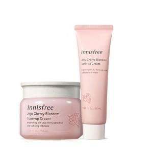 Innisfree Jeju Cherry Blossom Tone-up Cream 50ml #Skincare