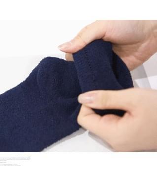 韓國空運 - Women's Microfiber Socks #86390 襪子