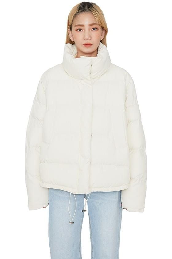 Moment and short padded coat (Delayed delivery)