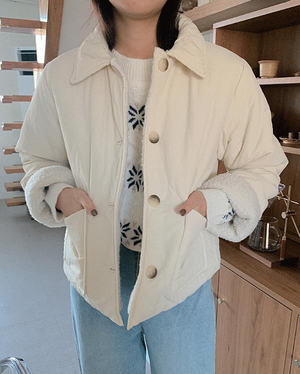 Meiji Short Padded Jacket