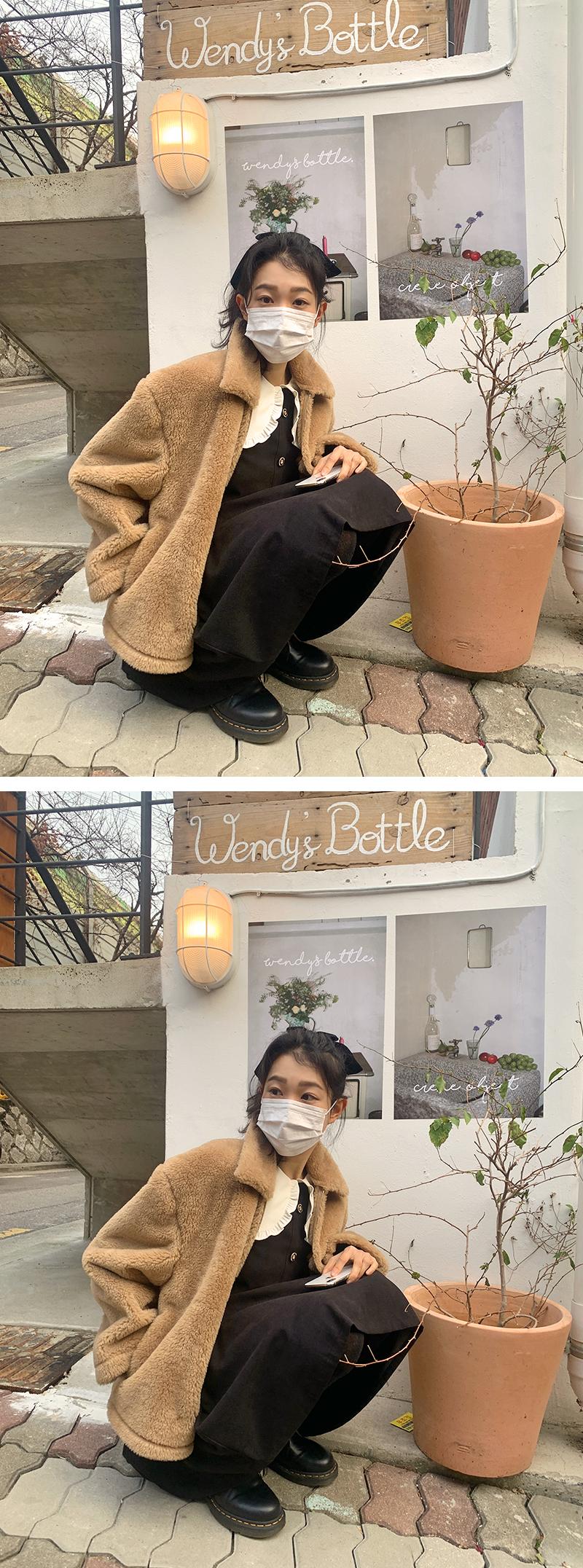 Isabella velvet ribbon hairstring