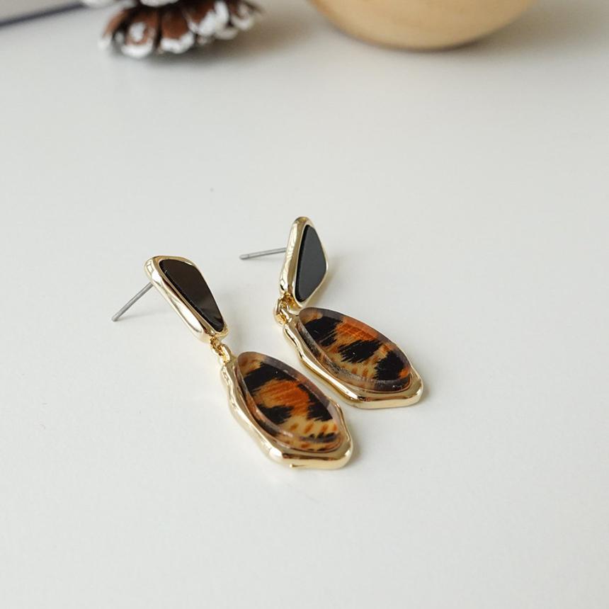 Maya Hopi nickel-free needle earrings