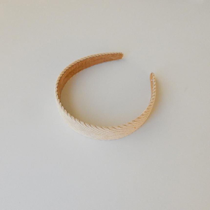 Funny Ribbed hair band