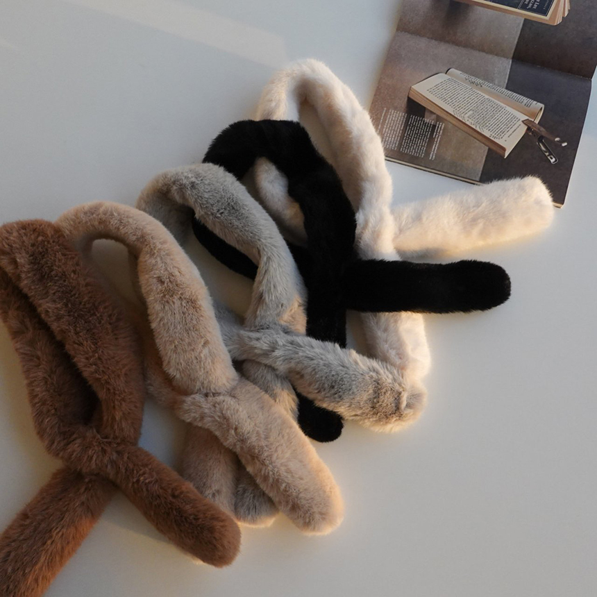 Lulu Ecofur fur muffler