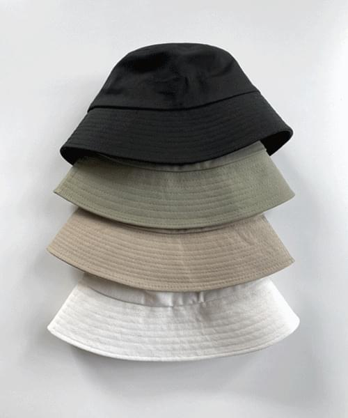Over Bucket Hat-4color