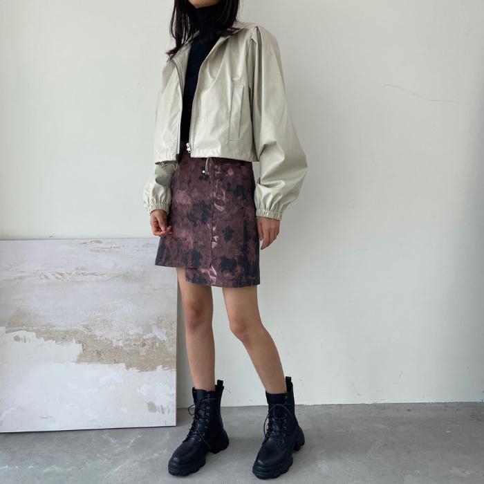 Lightweight Chelsea lace-up walker boots
