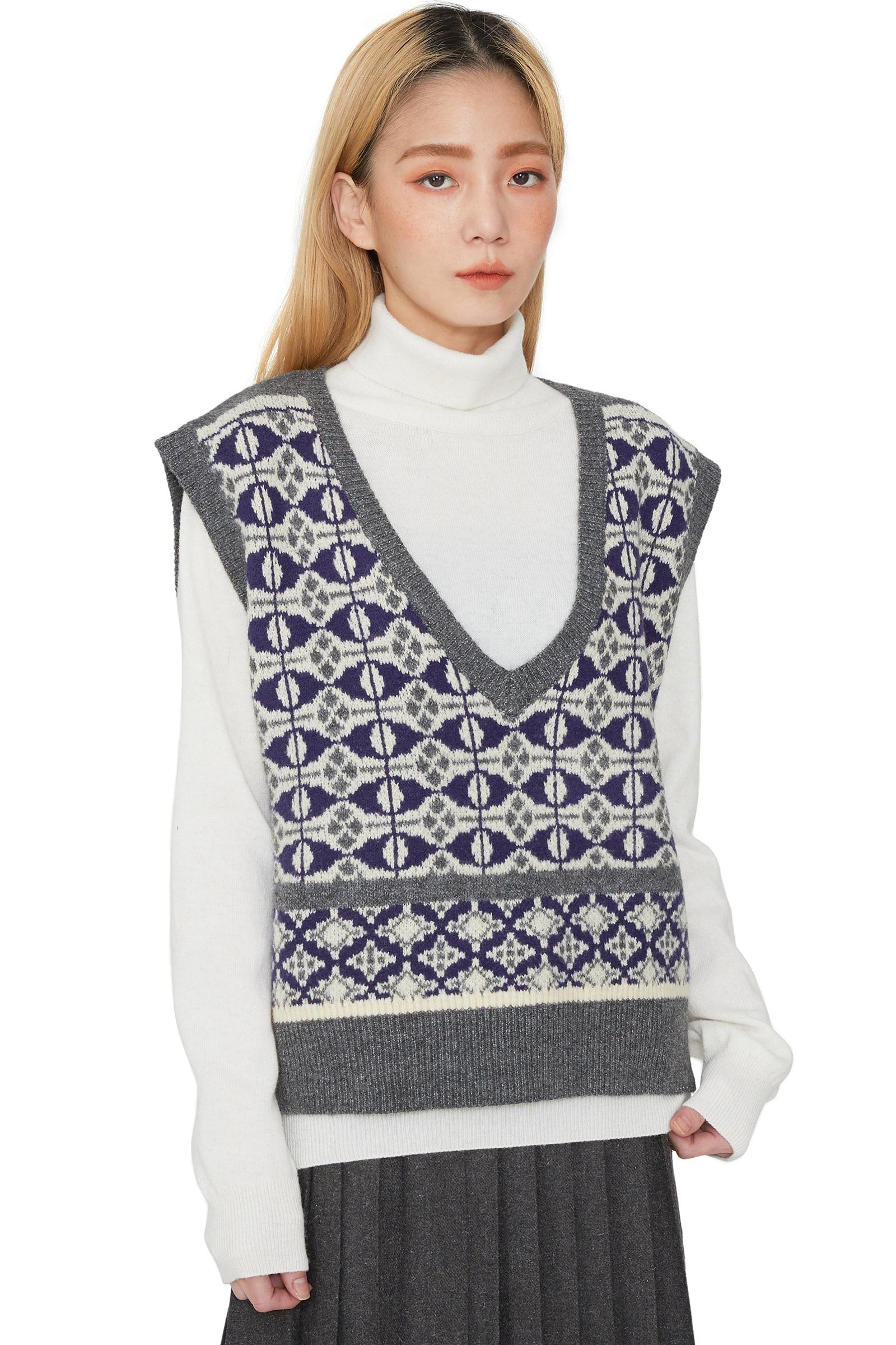 Jamie Cashmere Turtleneck Knit