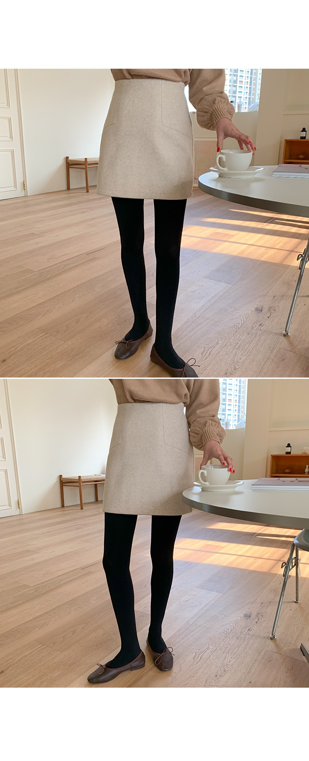 Square Wool Mini SK