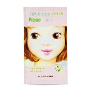 ETUDE HOUSE Green Tea Nose Patch 10pc 0.65ml #Skincare