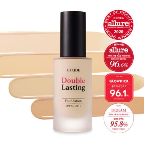 ETUDE HOUSE Double Lasting Foundation 30g #Makeup