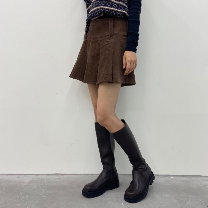 Lightweight walker long boots