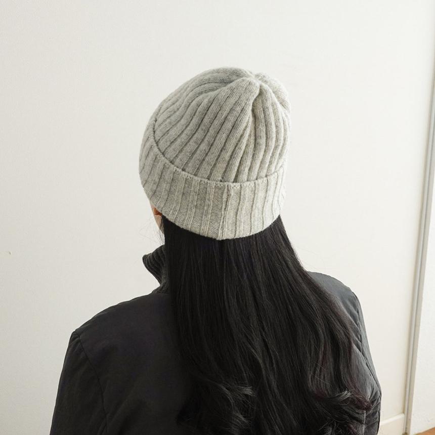 Rouen knitted beanie