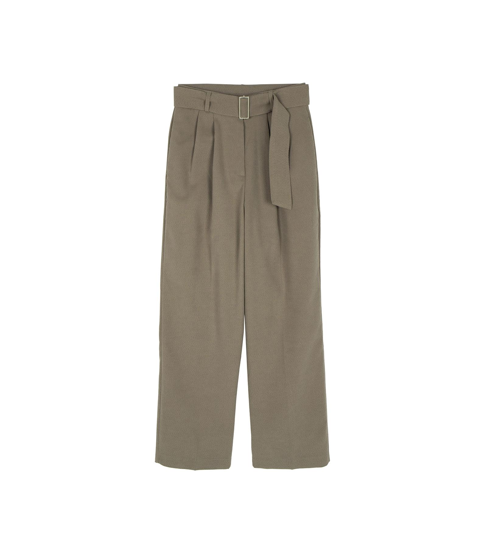 Nib belt slacks