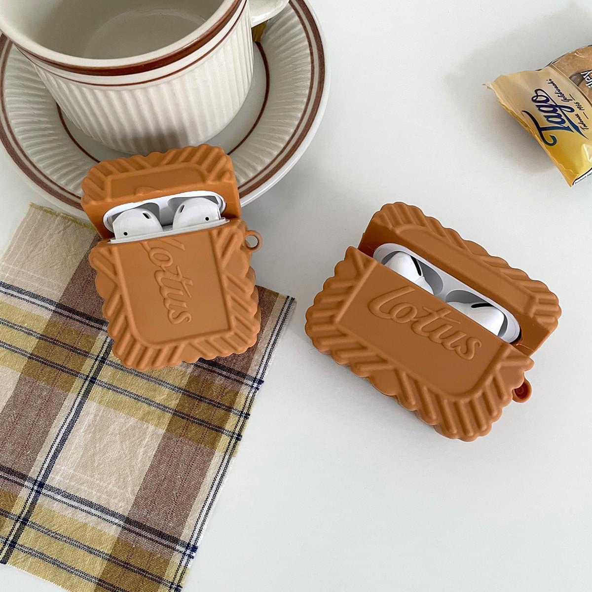 Lotus Cookie AirPod Case
